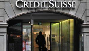 Открытие счета в банке CreditSuisse