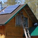 Камчатка и солнечные батареи для домов чешского производства