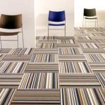 Главные достоинства ковровой плитки